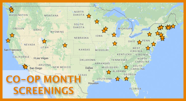 Co-op Month Screenings